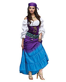Adult Gypsy Moon Costume