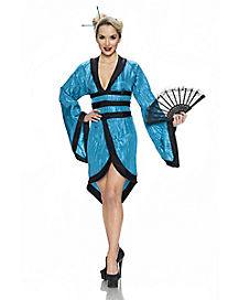 Adult Gorgeous Geisha Costume