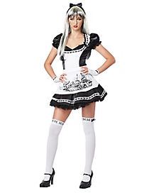 Dark Alice Teen Costume