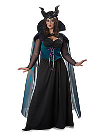 Adult Storybook Sorceress Plus Size Costume