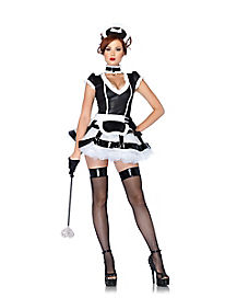 Mistress Maid Adult Womens Costume