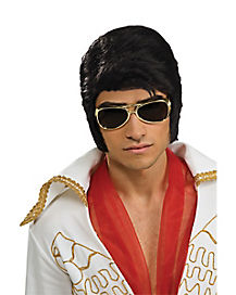 Elvis Wig Deluxe - Elvis Presley