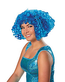 Glam Cookie Monster Wig - Seasame Street