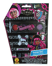 Kids Howleen Wolf Makeup Kit - Monster High