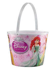 Princess Treat Bucket - Disney