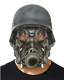 Anti Gas Soldier Mask