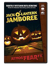AtmosFEARfx Jack-O'-Lantern Jamboree DVD