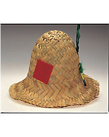 Hillbilly Straw Hat