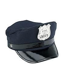 Kids Police Hat