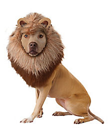 Animal Planet Lion Pet Costume