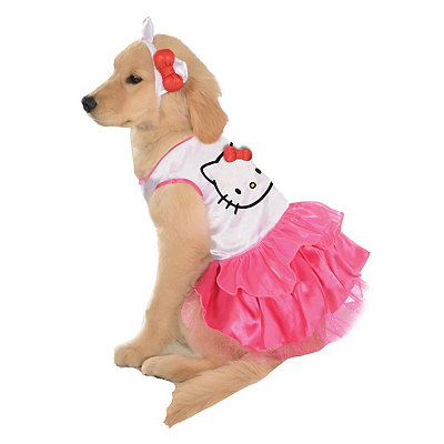 Hello Kitty Pet Costume
