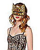 Leopard Headband Mask