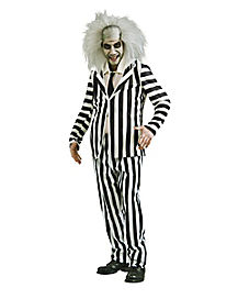 Beetlejuice Adult Mens Costume