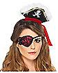 Pirate Lace Eye Patch