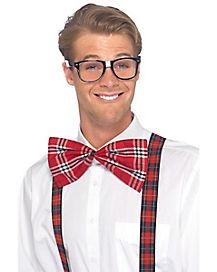 School Geek Kit With Glasses