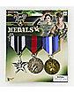 Combat Hero Star Medals