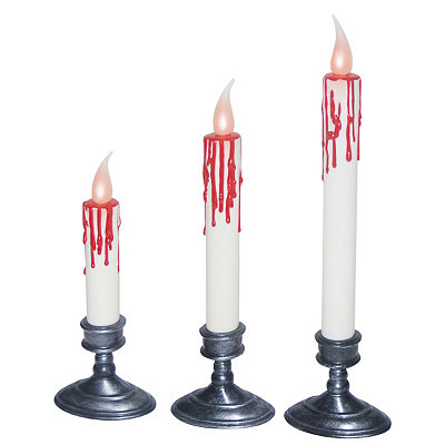 Candle Blood Drip 3-Piece Set