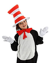 Kids Cat in the Hat Accessory Kit - Dr Seuss