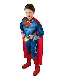 Superman Flashlight - Man of Steel