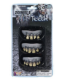 Zombie Teeth 3-Pack