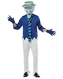 Adult Snow Miser Costume