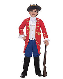 Kids Founding Father Costume