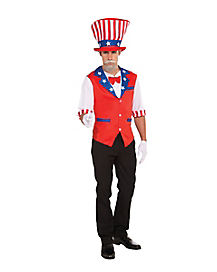 Adult Patriotic Costume