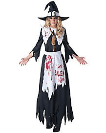 Adult Womens Salem Witch Costume