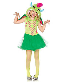 Kids Magic Dragon Costume