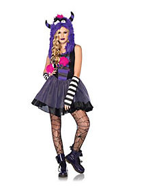 Tween Punk Monster Costume