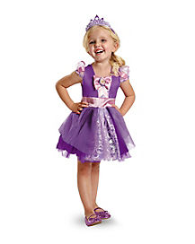 Disney Princess Rapunzel Ballerina Toddler Costume