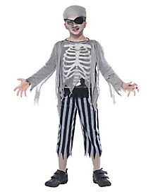 Kids Ghostship Pirate Costume