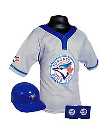 MLB Toronto Blue Jays Uniform Set
