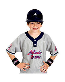 MLB Atlanta Braves Uniform Set
