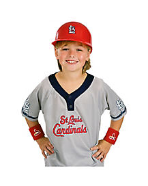 MLB St. Louis Cardinals Uniform Set