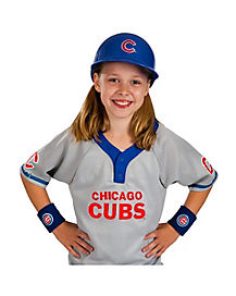 MLB Chicago Cubs Uniform Set
