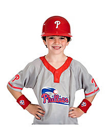 MLB Philadelphia Phillies Uniform Set