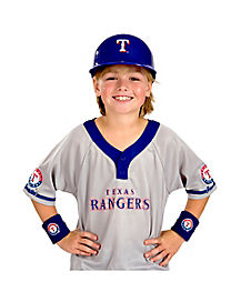 MLB Texas Rangers Uniform Set