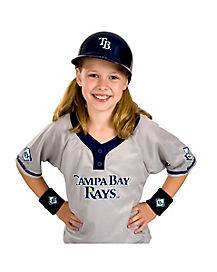 MLB Tampa Bay Rays Uniform Set