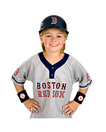 MLB Boston Red Sox Uniform Set