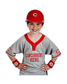 MLB Cincinnati Reds Uniform Set