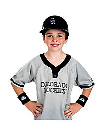 MLB Colorado Rockies Uniform Set