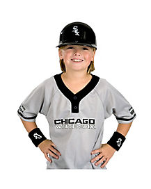 MLB Chicago White Sox Uniform Set