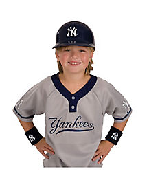 MLB New York Yankees Uniform Set