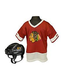 NHL Chicago Blackhawks Uniform Set