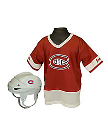 NHL Montreal Canadiens Uniform Set