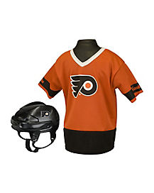 NHL Philadelphia Flyers Uniform Set