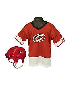 NHL Carolina Hurricanes Uniform Set