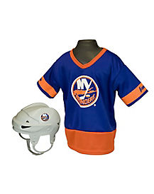 NHL New York Islanders Uniform Set