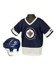 NHL Winnipeg Jets Uniform Set